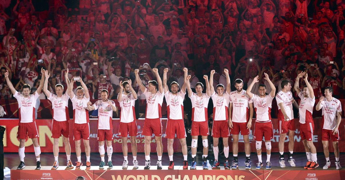 Polskie Media Biało Czerwoni Mistrzami świata Złoto Jest Nasze