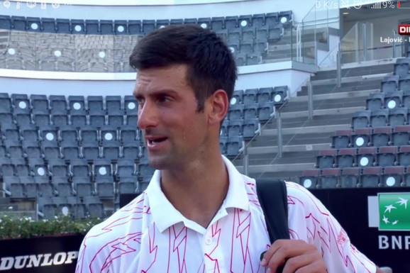 """""""OBOJICA SMO SE MUČILI!"""" Novak Đoković ovako govori o RETKO kome, evo šta mu je pravilo danas OGROMNE probleme! /VIDEO/"""
