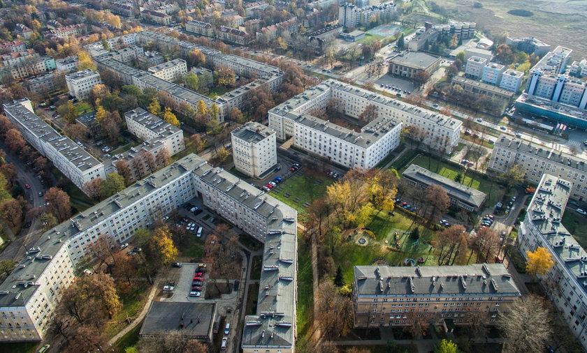 Nowa Huta w Krakowie