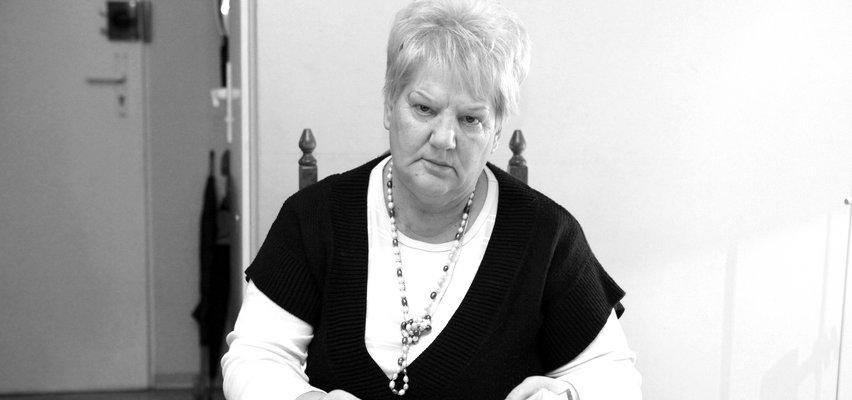 Nie żyje Teresa Majchrzak. Całe życie walczyła o prawdę o śmierci zamordowanego syna