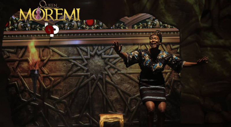 Queen Moremi: The Musical everyone is talking about