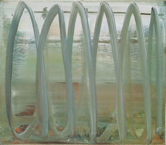 Gerhard Rihter, Apstraktna slika, 1996.