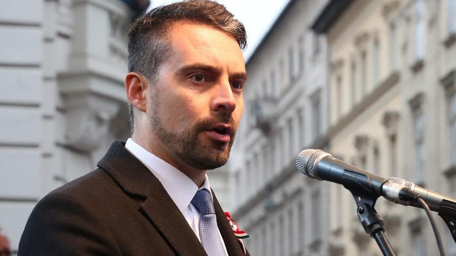 Vona Gábor szerint Karácsony Gergő lehet Orbán Viktor kihívója /Fotó: RAS-archívum