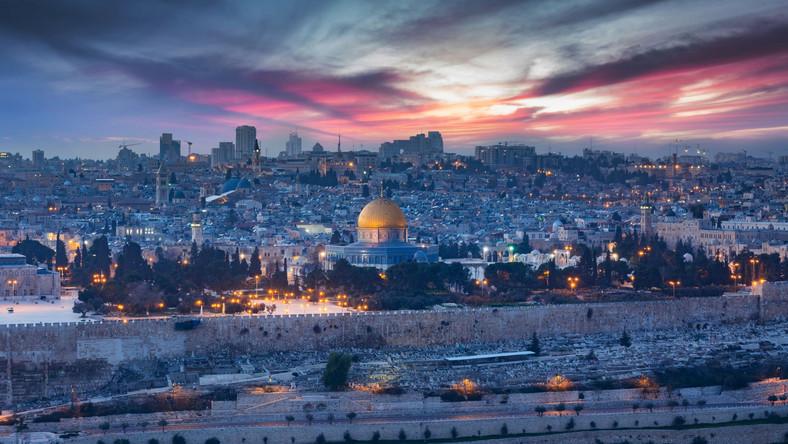 Jerozolima - zdjęcie ilustracyjne