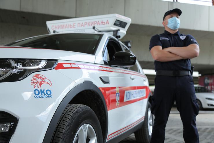 Oko sokolovo Komunalna milicija