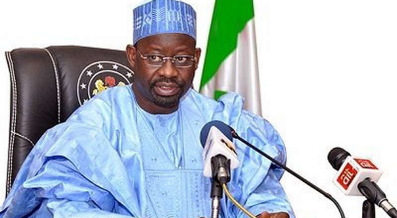 Buhari congratulates Dankwambo over second son's wedding