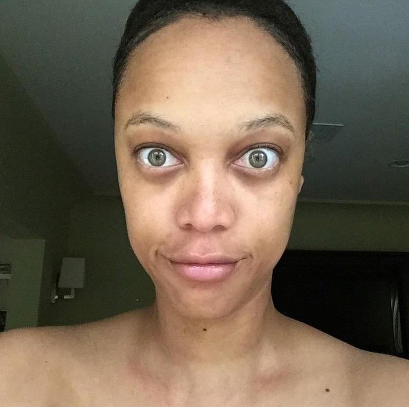 Piękna modelka bez makijażu. Poznajesz ją?