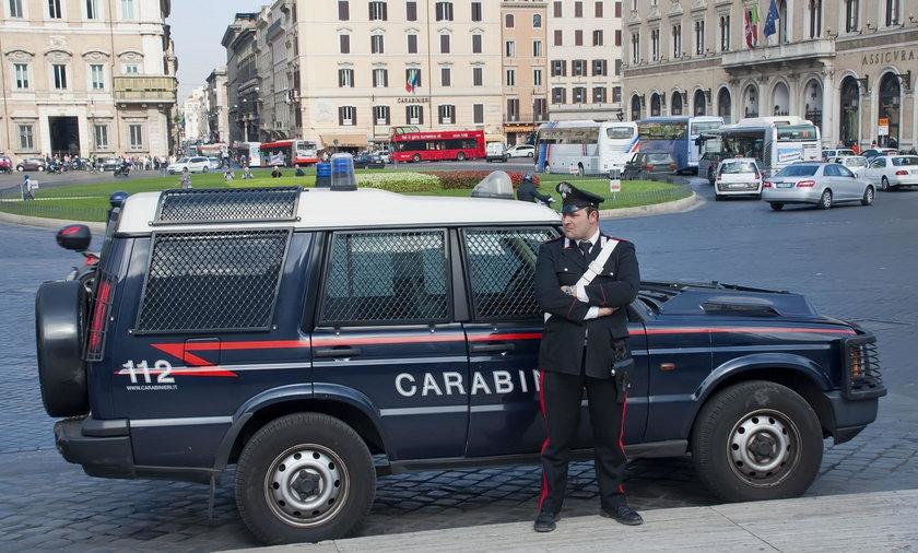 Koszmar w Rzymie. Finka zgwałcona przez imigranta