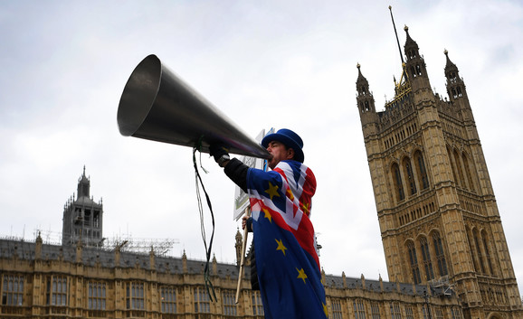 Trn u oku EU - Bregzit