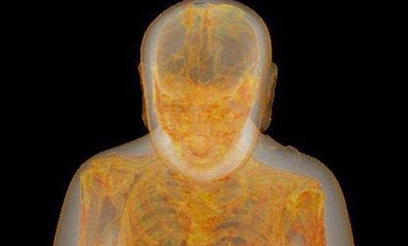 Badania nad mumią