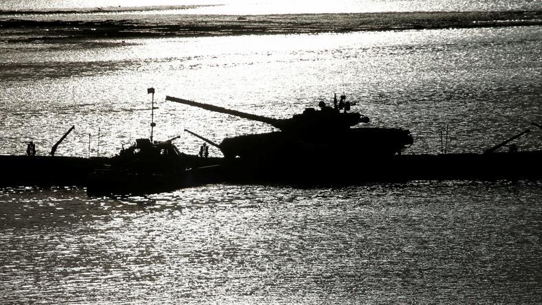 Rosja rozmawia z Egiptem o bazie wojskowej