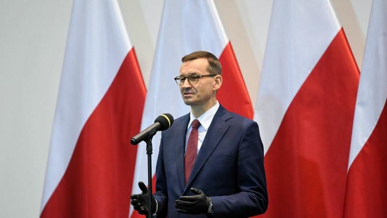 Premier Mateusz Morwiecki PAP/Tytus Żmijewski