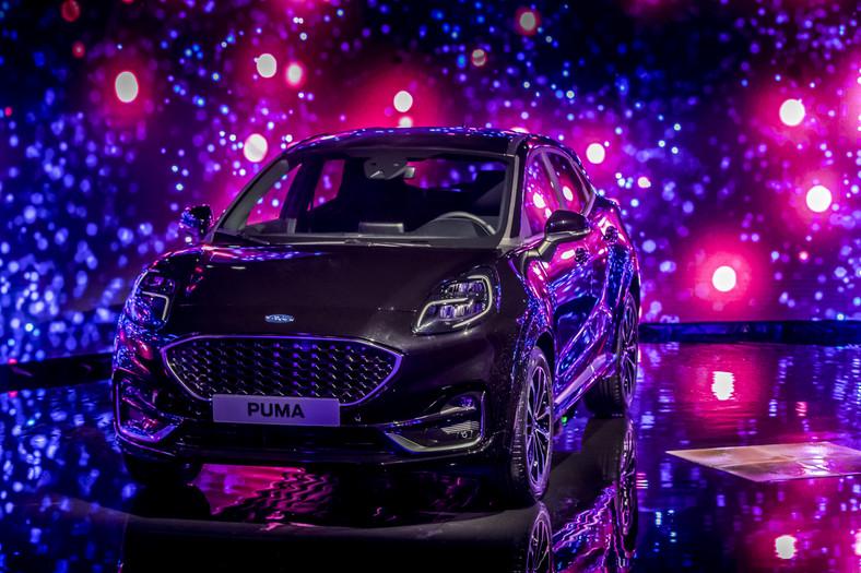 Ford Puma ST-Line X Vignale, czyli najbardziej luksusowa odmiana także pojawi się w ofercie. Cena najpewniej będzie równie luksusowa...