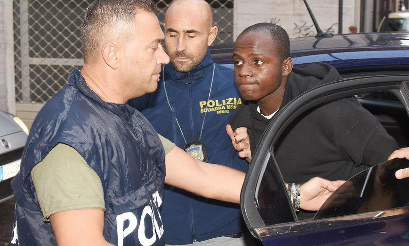 Rusza proces gwałciciela z Rimini