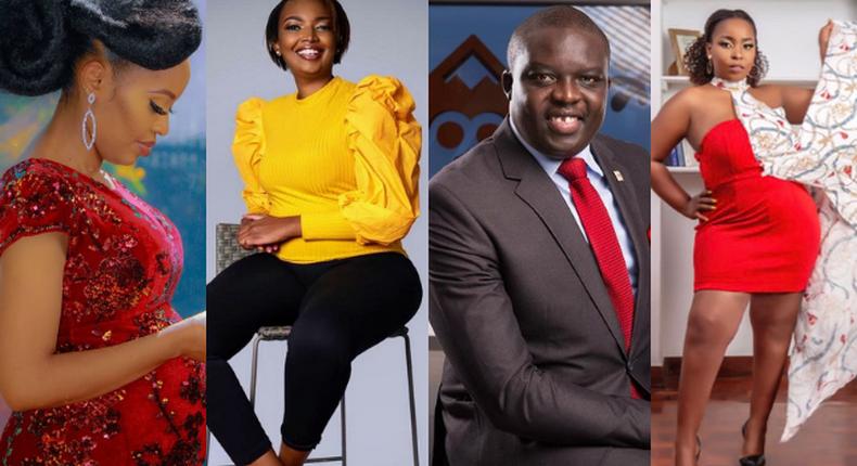 Kambua, Karen Nyamu, David Osiany and Saumu Mbuvi