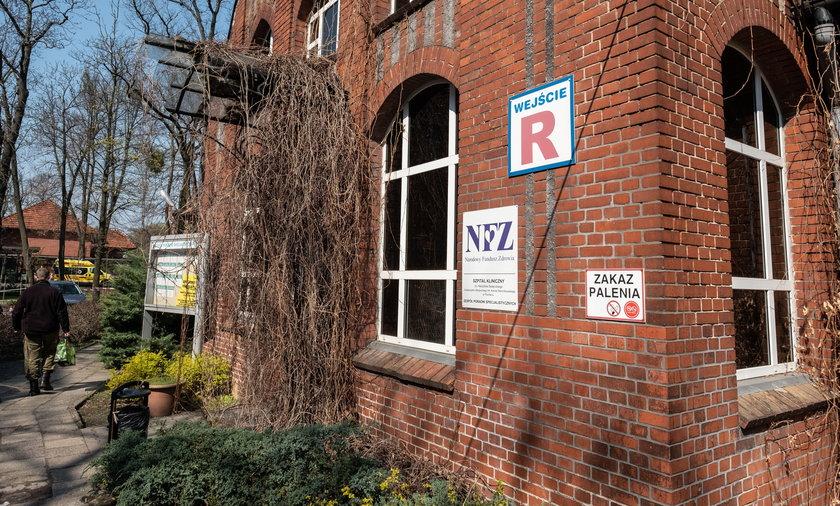 Poradnia powstała w szpitalu przy rondzie Jana Nowaka Jeziorańskiego.
