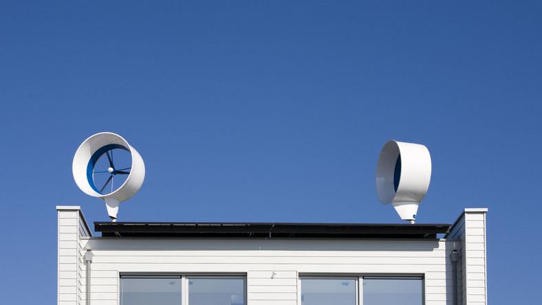Domowe turbiny wiatrowe