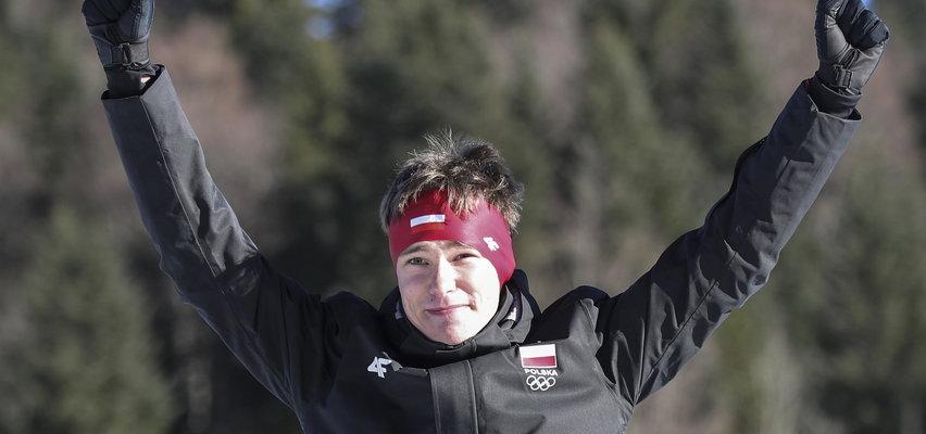 MŚJ w biathlonie. Marcin Zawół wywalczył srebrny medal