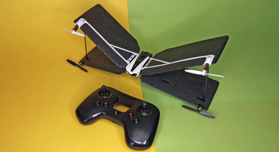 Parrot Swing im Test: Halb Drohne, halb Flugzeug