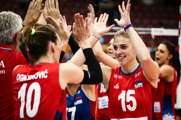 Odbojkašice Srbije će se protiv Japana i Italije boriti za polufinale