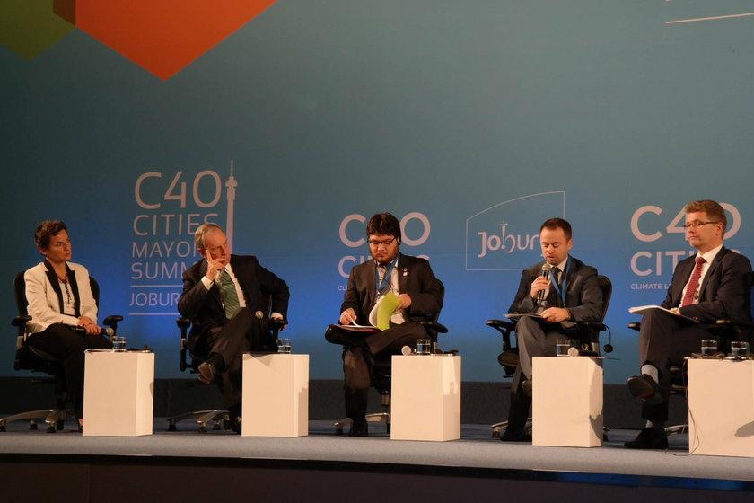 Delegacje polityków