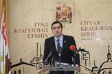 """Kragujevac se ponosi vaterpolistima:"" Gradonačelnik Radomir Nikolić"