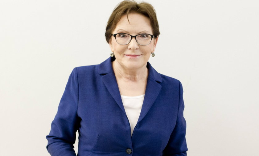 Była premier zakpiła z Antoniego Macieriewicza