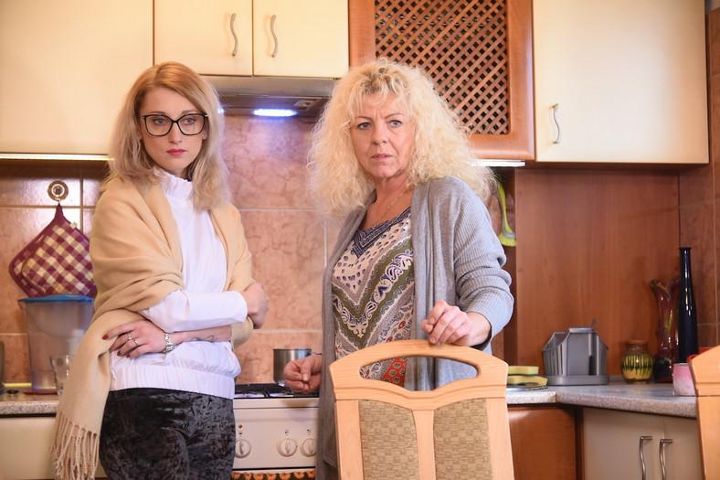 """Justyna Żyła w programie """"Pierzemy brudy do czysta!"""""""
