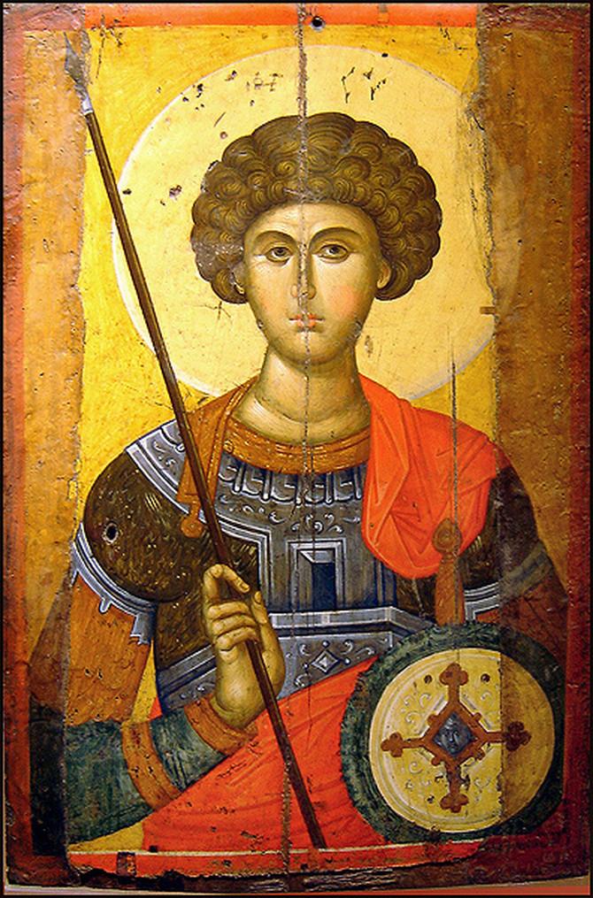 Naš narod čak dva puta u godini praznuje svetog Georgija