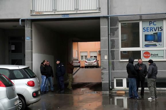 Mašulovićevo telo pronađeno u garaži zgrade u Mirijevu