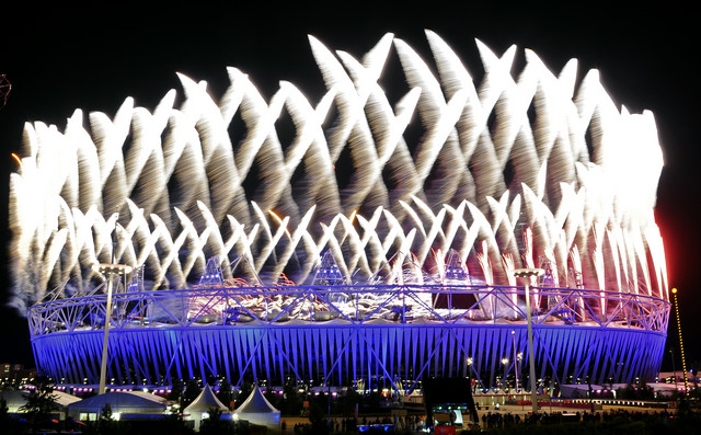 Otvaranje Olimpijskih igara 2012.