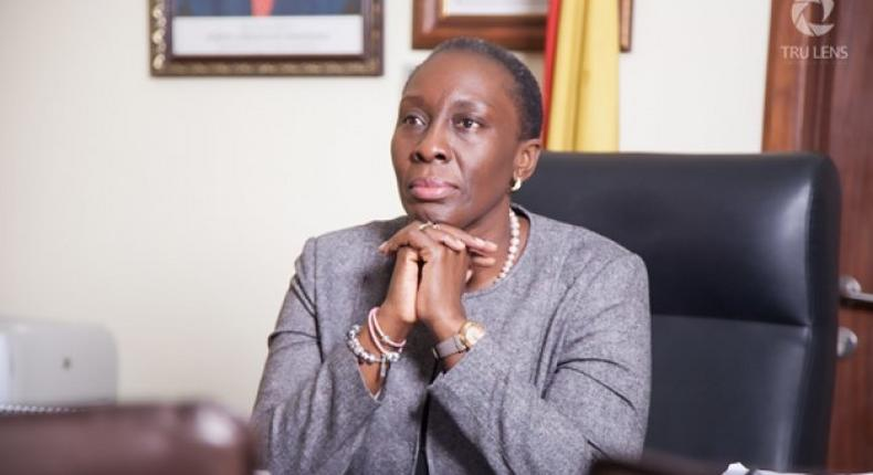 Minister of Justice and Attorney General, Mrs Marietta Brew Appiah-Oppong
