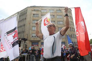 Rozpoczął się wiec OPZZ pod hasłem 'Polska potrzebuje wyższych płac'