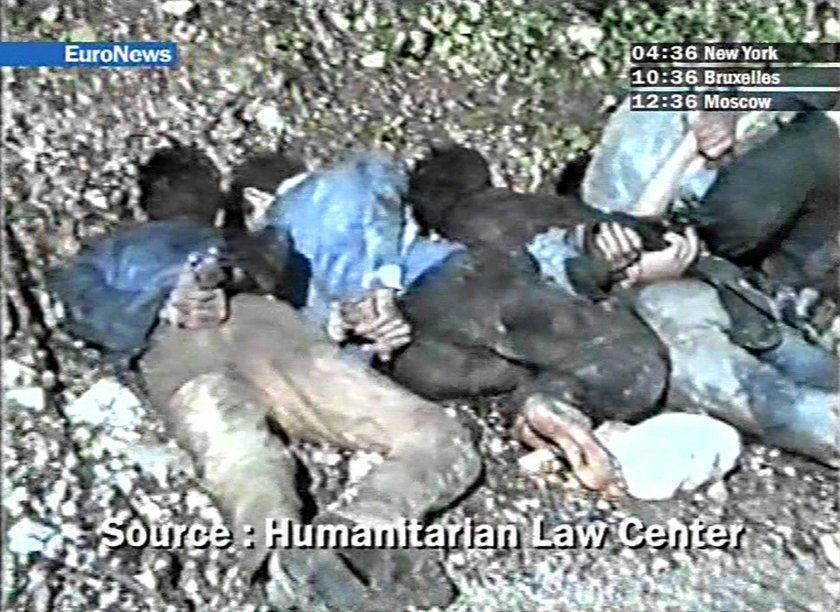 Przez nich zginęły tysiące. Oskarżają Holandię