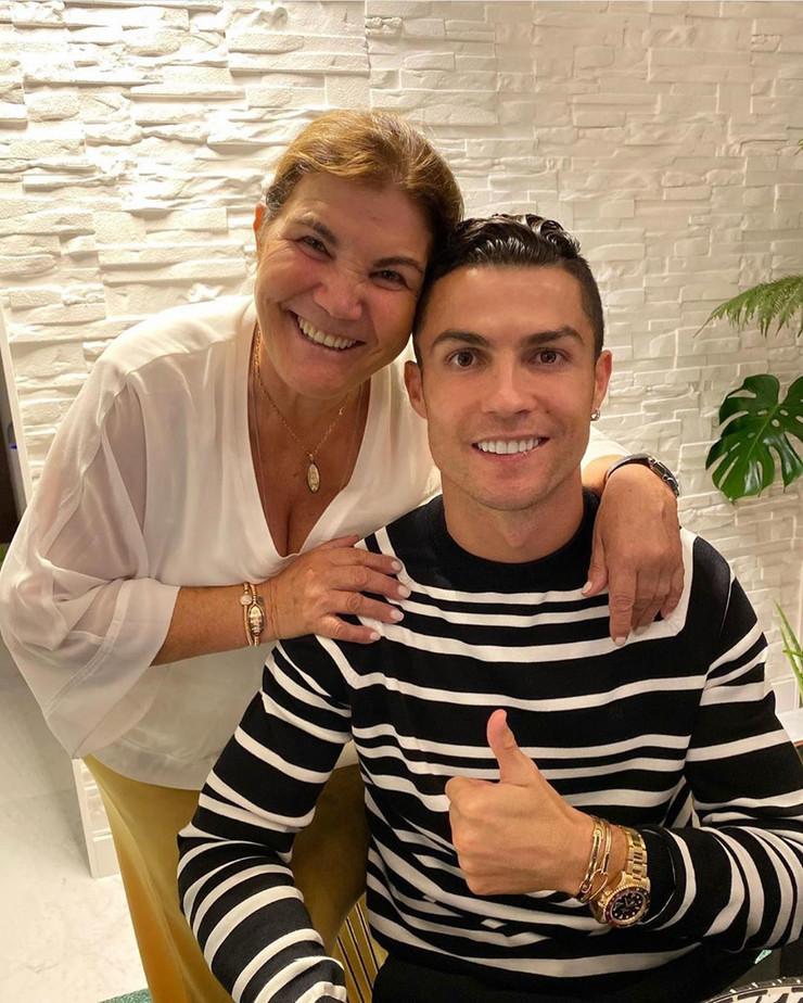Kristijano Ronaldo  i Marija Dolores