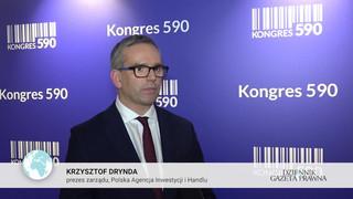 Prezes PAIH: Polska jest druga w Europie jeśli chodzi o ściąganie inwestycji zagranicznych