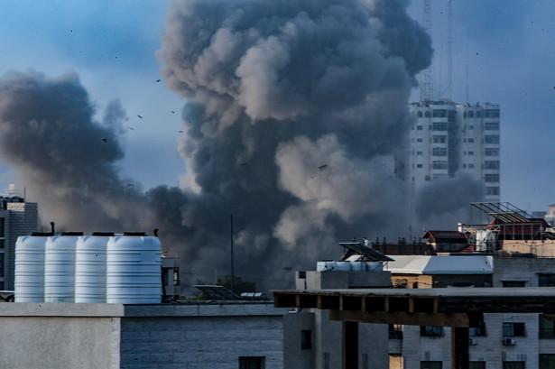 Naloty na Strefę Gazy