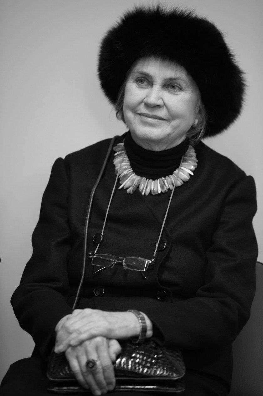 Barbara Piasecka Johnson nie żyje