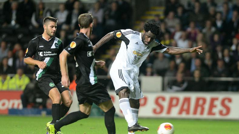 Swansea City - FC St. Gallen 1:0