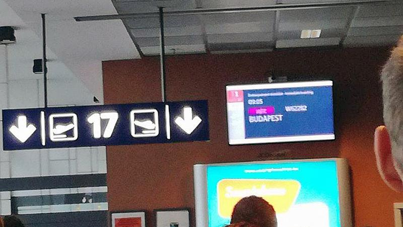 dbbf2b347071 Belgiumban ragadtak a magyar utasok, de már megvan, miért - Blikk.hu