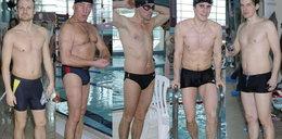 Polscy aktorzy w kąpielówkach. Ciacha?
