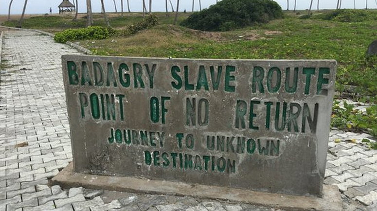 Image result for slave route in badagry