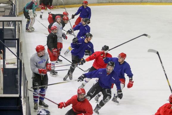 Hokejaši Srbije su spremni za start Svetskog prvenstva