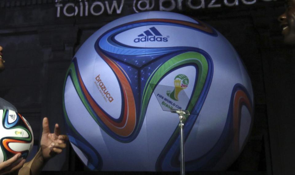 24dcc10e5b56 Od Telstaru do Telstaru - piłki na mistrzostwa świata - Mundial 2018