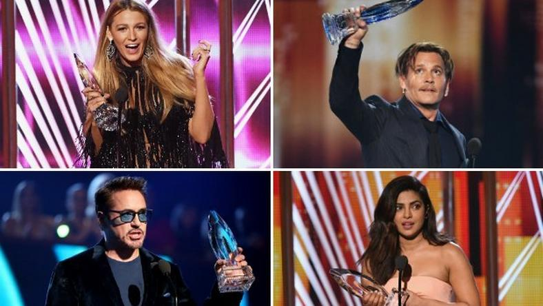 People's Choice Awards 2017 winners