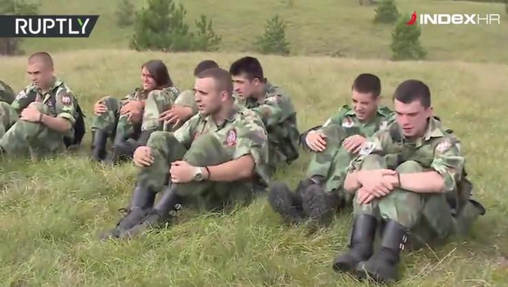 Kamp, Zlatibor, Deca