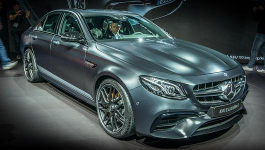 Mercedes-AMG E 63 S – supersedan z drift mode | LA Auto Show 2016