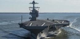 Amerykański cud techniki w rękach Marynarki Wojennej!