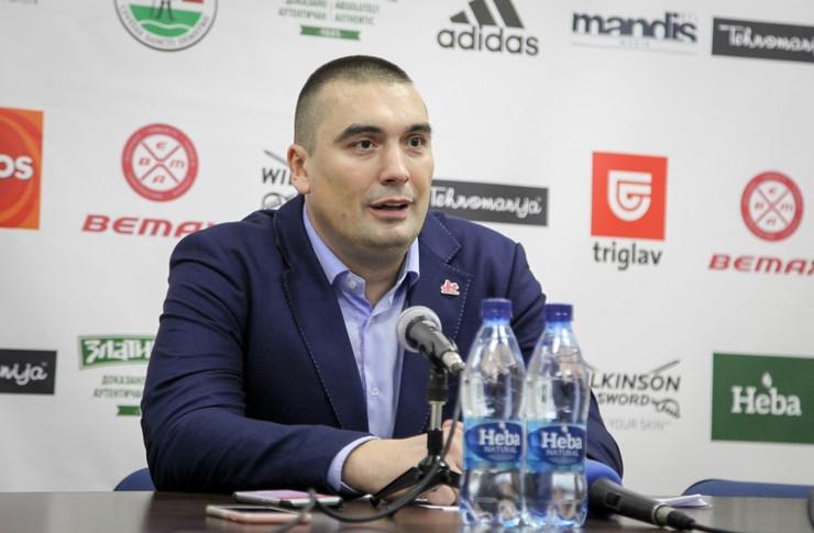KK Mega Bemaks, Dejan Milojević