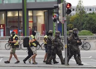 Strzelanina w Monachium [RELACJA ŚWIADKA]